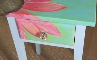 painted table, painted furniture