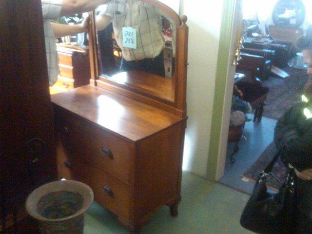 from dresser to bathroom vanity, bathroom ideas, painted furniture, repurposing upcycling