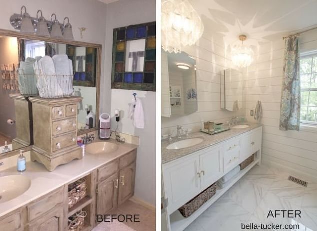 Budget Bathroom Remodel Ideas Home Improvement Before And After