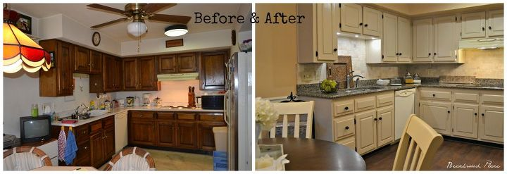 A Country Cottage Kitchen Makeover | Hometalk