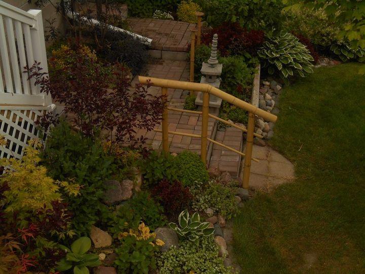 DIY Bamboo Railing and Fence   Hometalk
