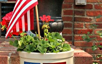 All-American Porch Decorations for the 4th of July