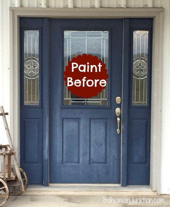 Wonderful Front Door Painting | Hometalk AE44