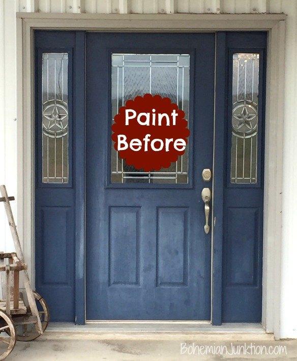 Front Door Painting Hometalk - Painting-an-exterior-door