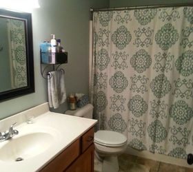 How To Update Your Bathroom For Under 50, Bathroom Ideas, How To, A
