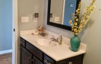 how to update your bathroom for under 50, bathroom ideas, how to