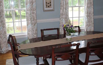 Bright, Botanical Dining Room Remodel