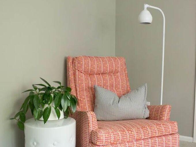 diy modern floor lamp, diy, electrical, how to, lighting, living room ideas, repurposing upcycling