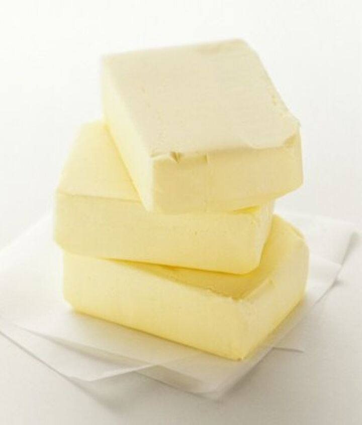 four ways to clean with butter, cleaning tips, repurposing upcycling
