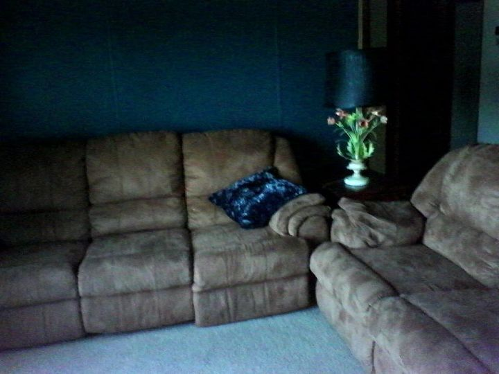 how to clean a suede couch cheap and great, cleaning tips, how to, painted furniture, reupholster