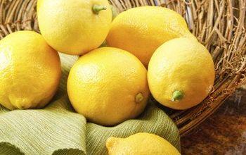 Use Lemon Juice to Brighten Your Whites