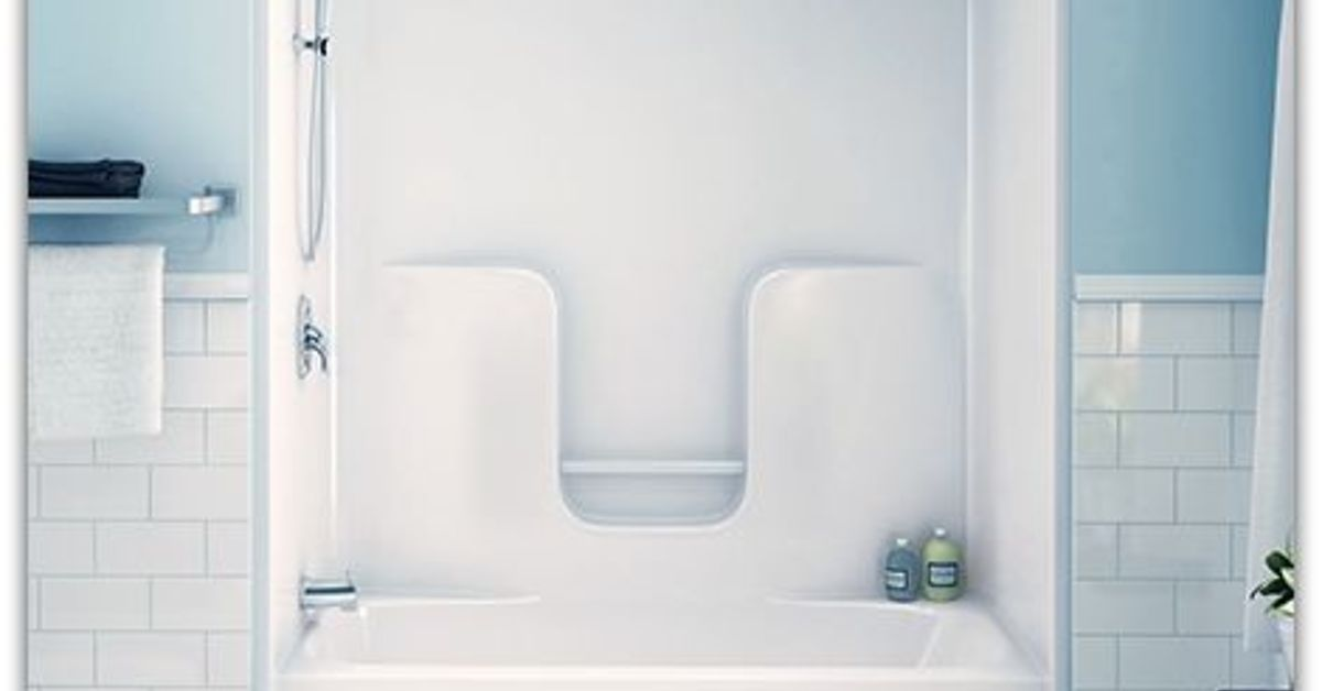 How To Clean Fiberglass Tub Enclosure - Glass Designs
