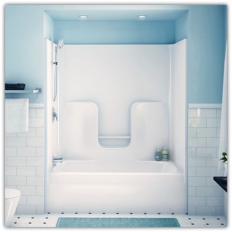 How to clean fiberglass tub/shower enclosure | Hometalk