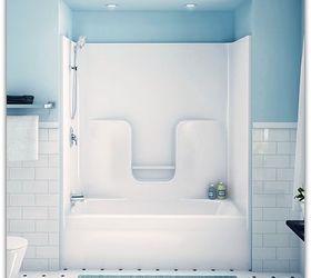 How To Clean Fiberglass Tub/shower Enclosure
