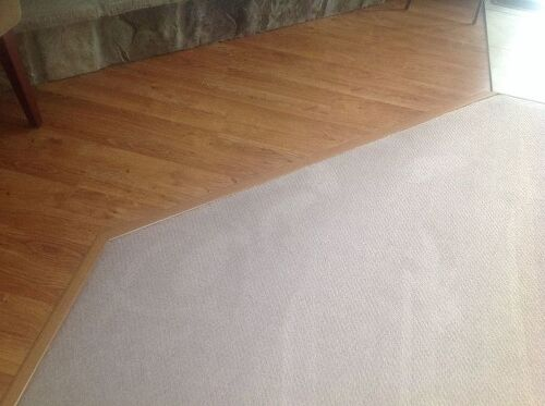 Laminate Flooring To Carpet Lets See Carpet New Design
