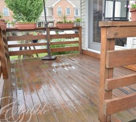 Furnishing Decorating A Small Deck, Decks, Outdoor Furniture, Outdoor Living