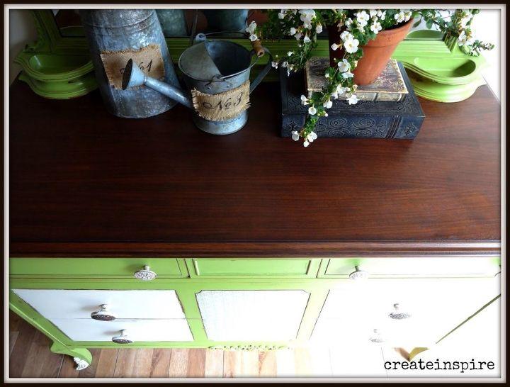 Refinished Antique Dresser Hometalk