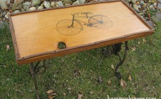 how to easily transfer a vintage graphic onto wood, painted furniture, repurposing upcycling, rustic furniture