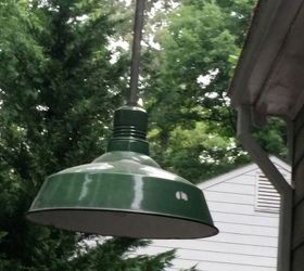 How To Add A Motion Sensor To An Antique Outdoor Light, Electrical,  Gardening,