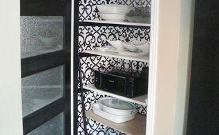 designer pantry makeover, closet, kitchen design, organizing, storage ideas