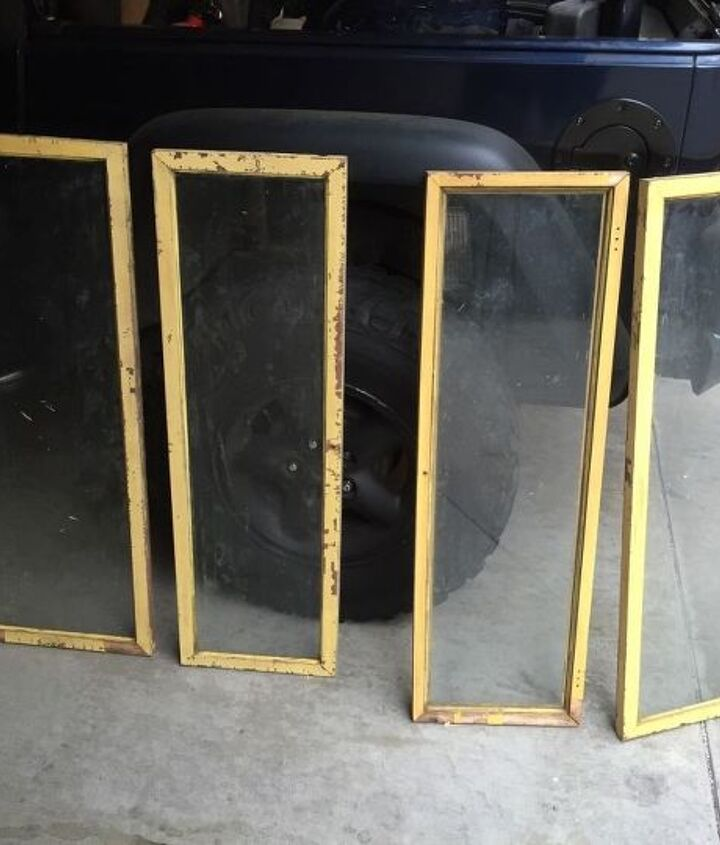 up cycled windows into small greenhouse, container gardening, gardening, repurposing upcycling, windows