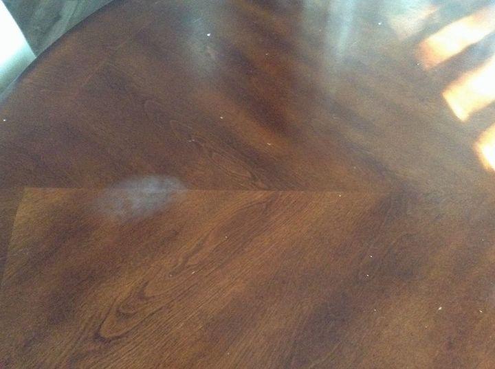 Repairing A Laminate Table Top Hometalk