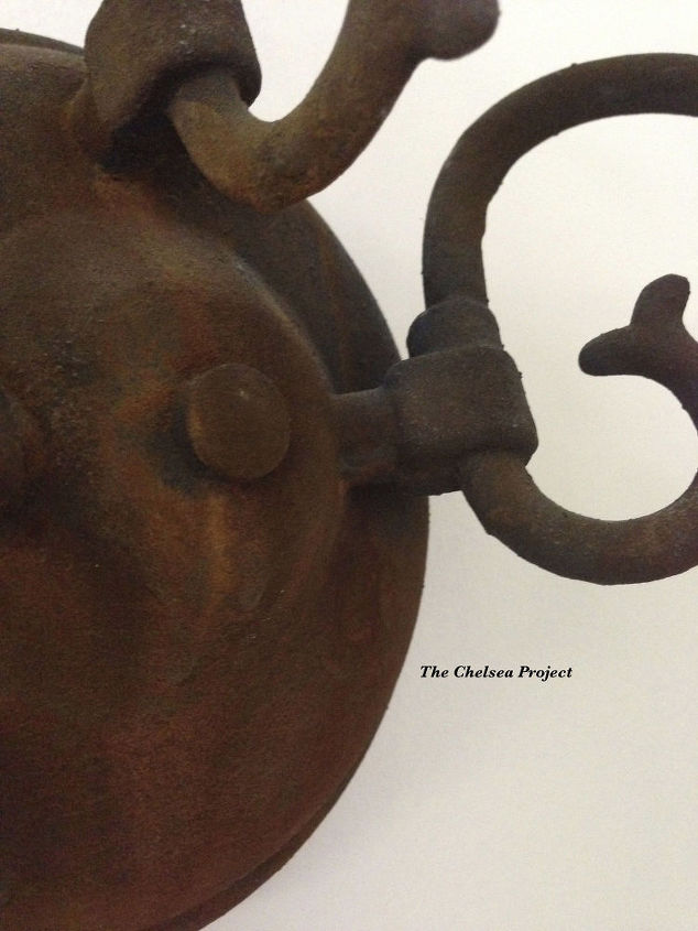 how to rust a brass light fixture in 3 easy steps, how to, lighting, repurposing upcycling