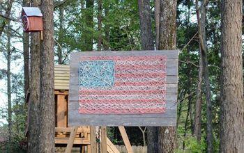 String Art Flag!