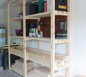 Exceptionnel Easy Diy Garage Shelving, Diy, Garages, How To, Shelving Ideas, Woodworking