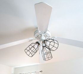 Upgraded Ceiling Fan Light Covers Hometalk