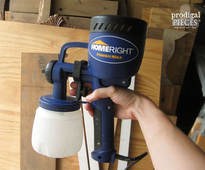 Homeright Finish Max Paint Sprayer For Furniture Painting
