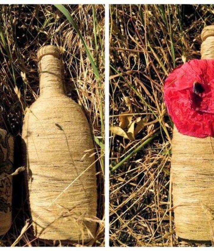 Decorating A Kitchen With A Diy Wine Bottle Crafts Hometalk