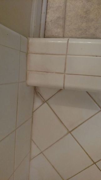 Q How To Get Lime Calcium Rust Off Ceramic Tile Cleaning Tips Tiling