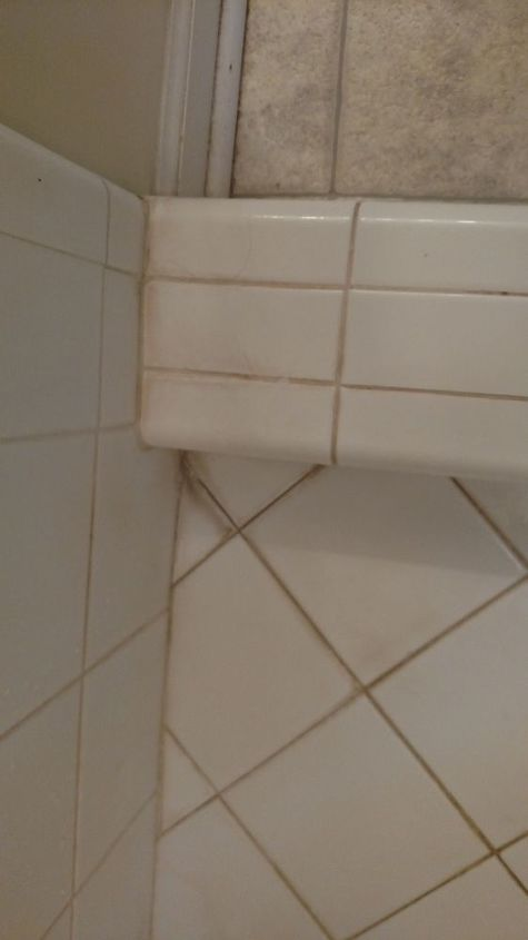 Getting Lime Calcium Rust Off Ceramic Tile Hometalk - What can i use to clean ceramic tile floors