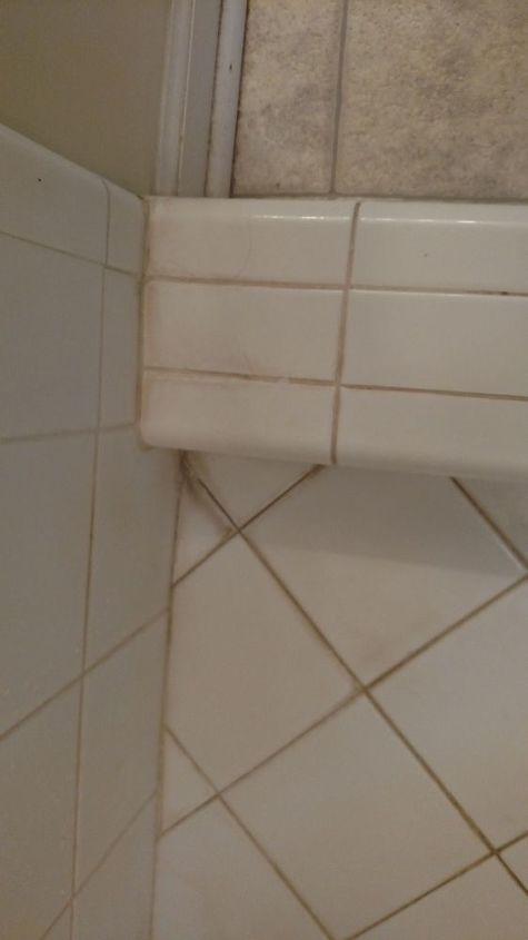 Getting Lime Calcium Rust Off Ceramic Tile Hometalk