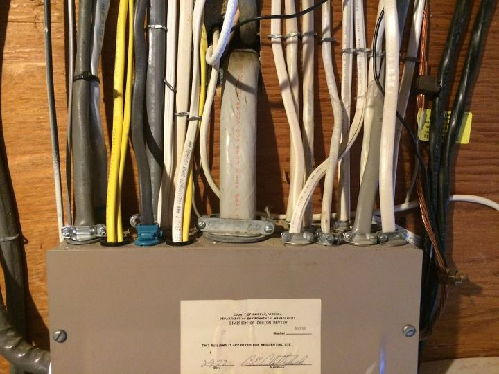 q panel safety code approved, electrical, home improvement, home maintenance repairs