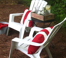 How To Paint Plastic Outdoor Furniture, How To, Outdoor Furniture, Painted  Furniture Part 90