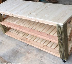 Perfect Diy Rustic Console Table, Diy, Painted Furniture, Rustic Furniture,  Woodworking Projects