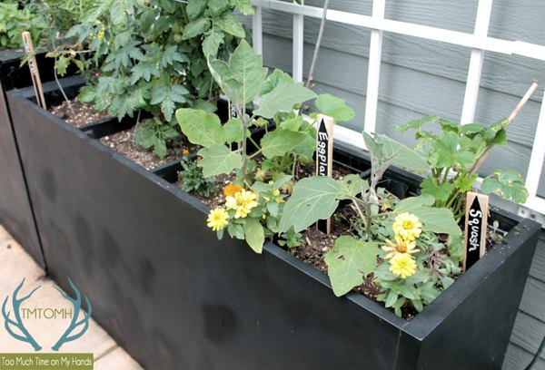 UPCYCLED FILE CABINET PLANTERS on