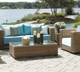 How To Pick Patio Furniture, How To, Outdoor Furniture, Outdoor Living,  Painted
