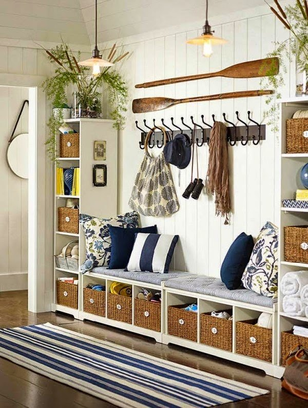 Beach House Decorating Is Lots Of Fun Decorative Wooden Oars Home Decor