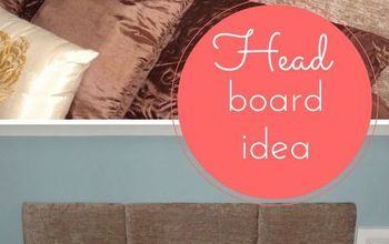 DIY How to Make an Upholstered Head Board
