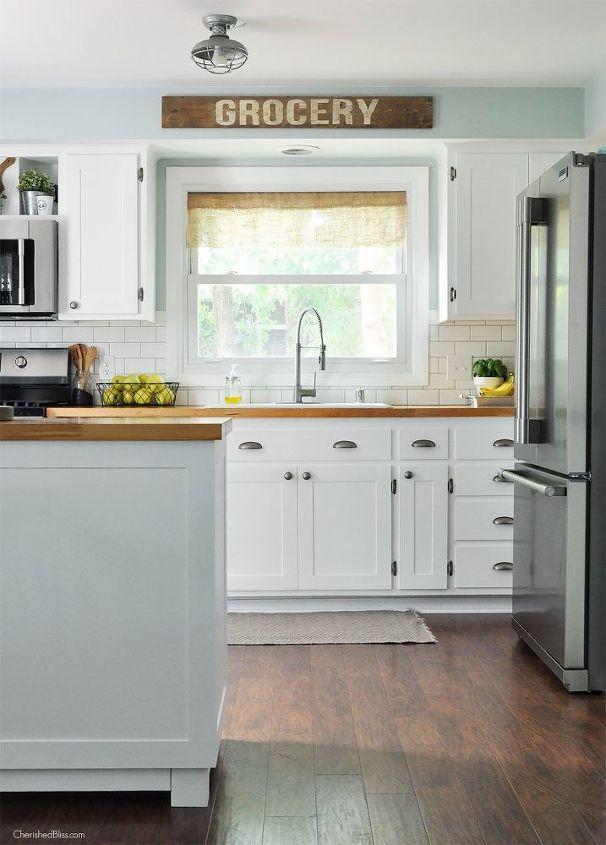 Industrial Farmhouse Kitchen | Hometalk