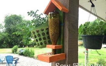 diy bird feeder made from pallet wood, crafts, gardening, how to, pallet, pets animals, repurposing upcycling