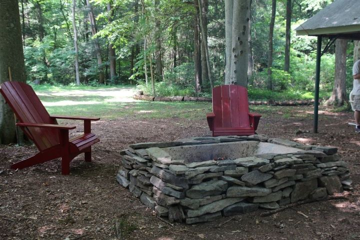 Our firepit