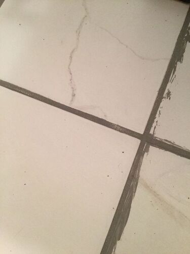 Changing grout color on already sealed grout | Hometalk