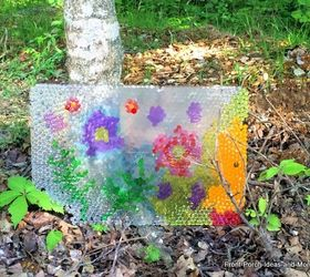 Beautiful Diy Bead Project Turned Cool Garden Art, Crafts, Gardening, How To, Outdoor