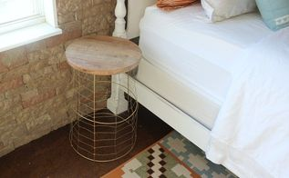 repurposed tomato cages to rustic tables, how to, painted furniture, repurposing upcycling, rustic furniture