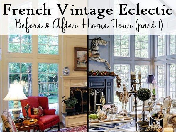 french vintage eclectic living room hometalk