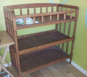 Diy Humdrum Changing Table To Chic Storage Unit, Painted Furniture,  Repurposing Upcycling, Storage